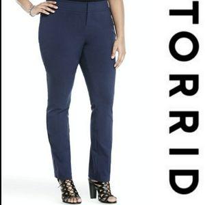 Torrid | Slim Straight Pants